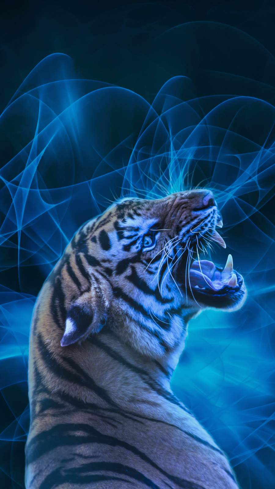 The Predator Tiger