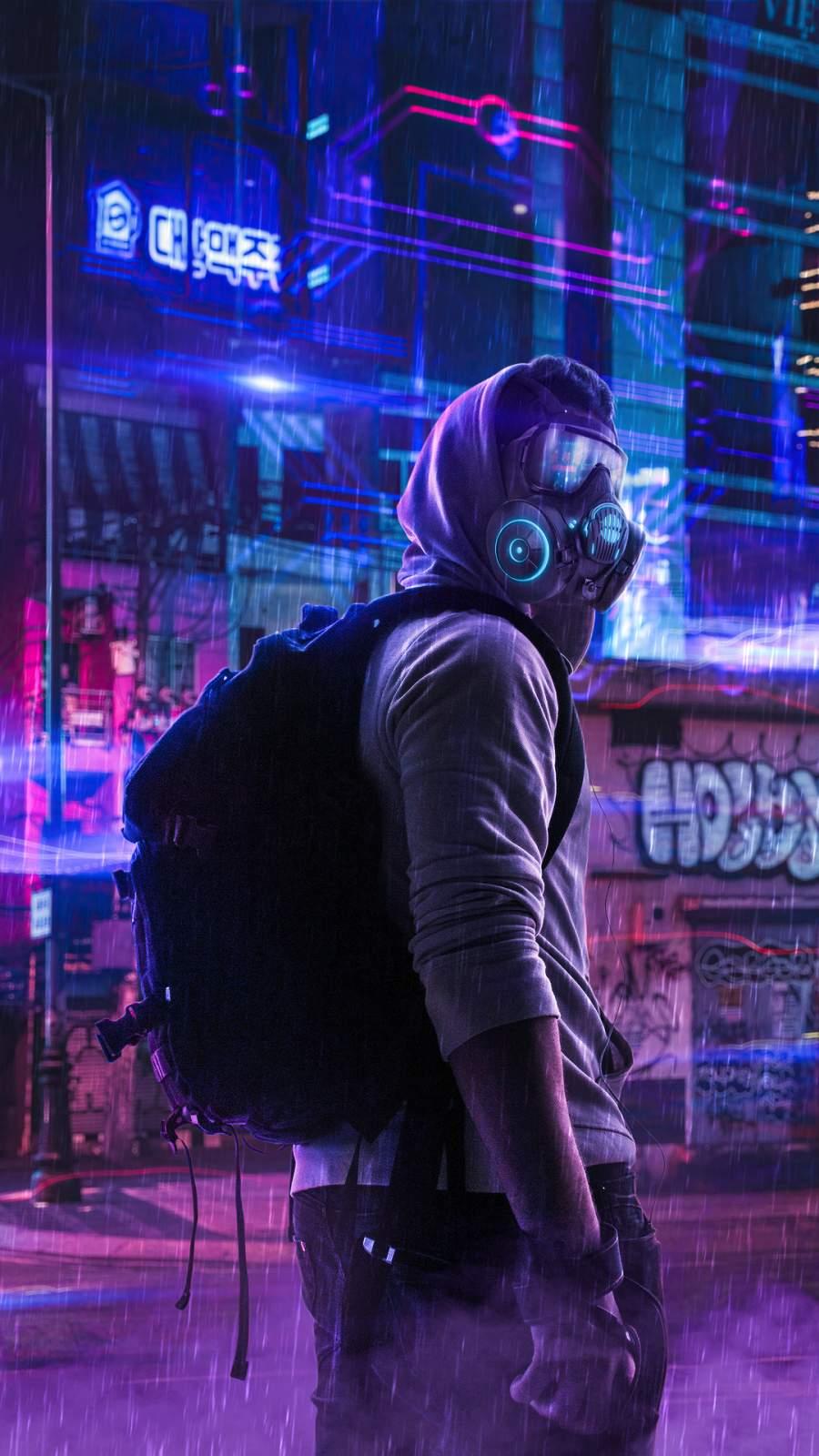 Toxic Mask Guy