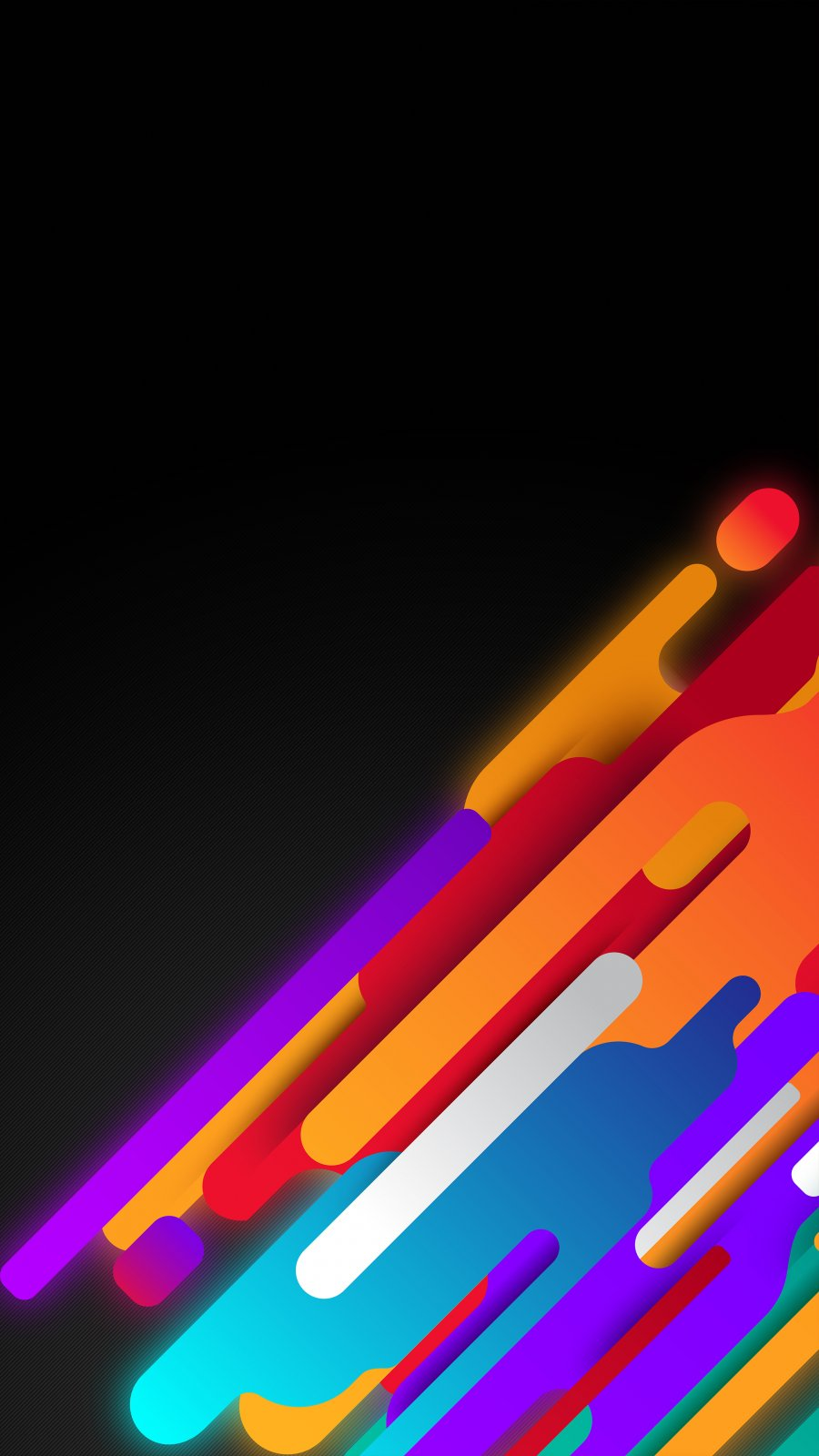 Abstract 4K iPhone Wallpaper