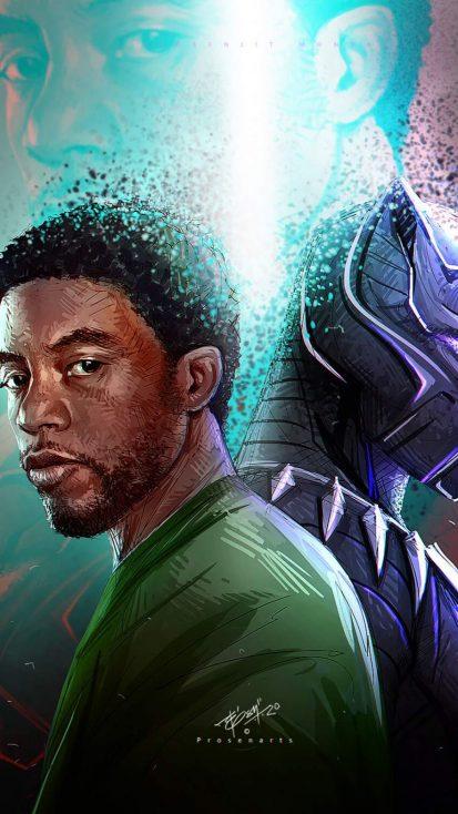 Black Panther RIP