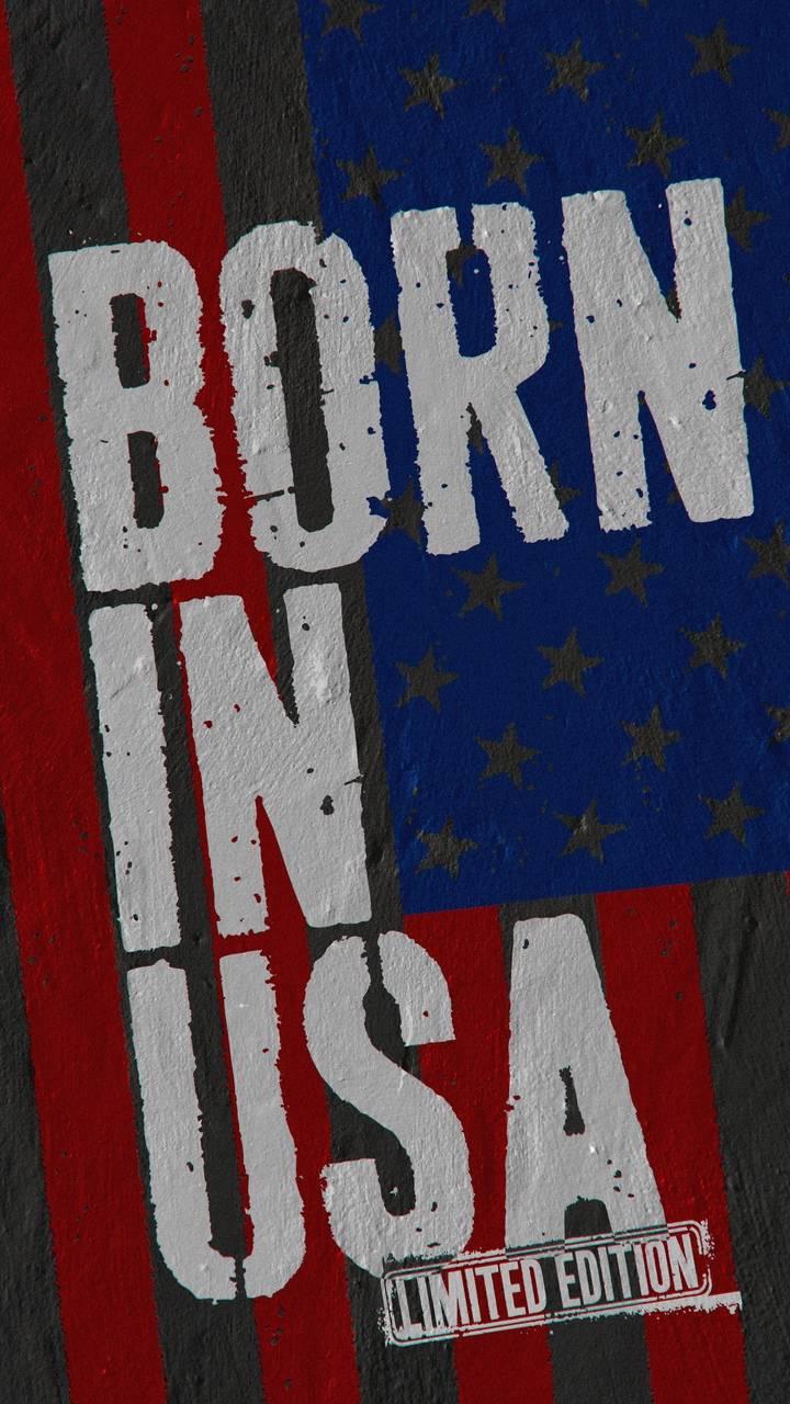 Born in USA Wallpaper