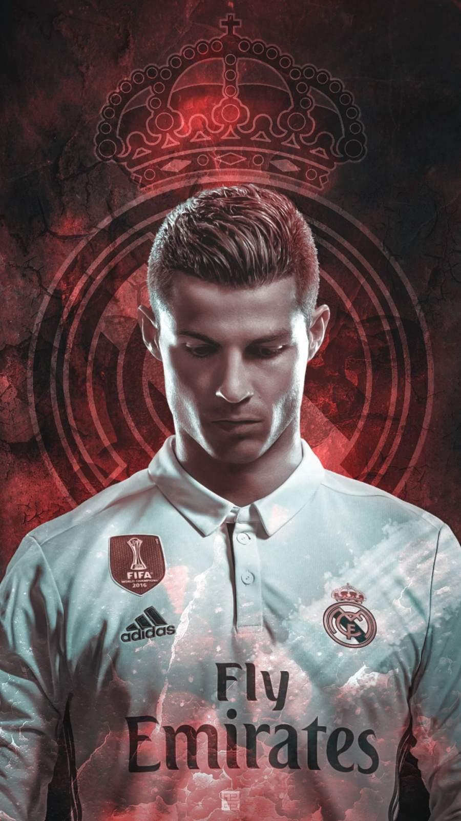 Cristiano Ronaldo iPhone Wallpaper