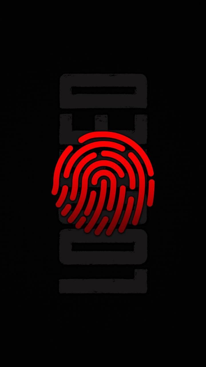 Fingerprint Locked