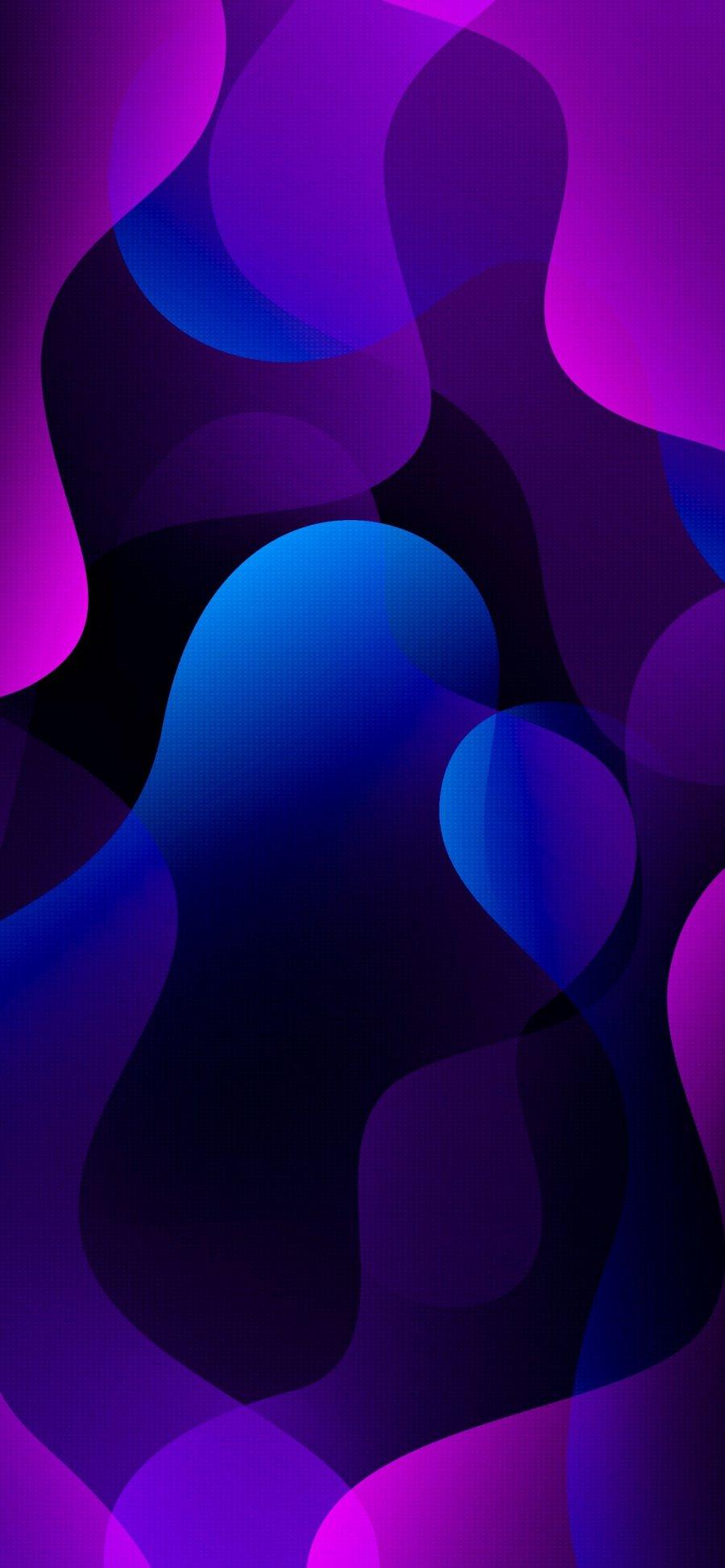 Gradient Colors iPhone Wallpaper