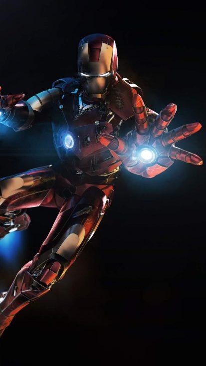 Iron Man Wallpaper 4K