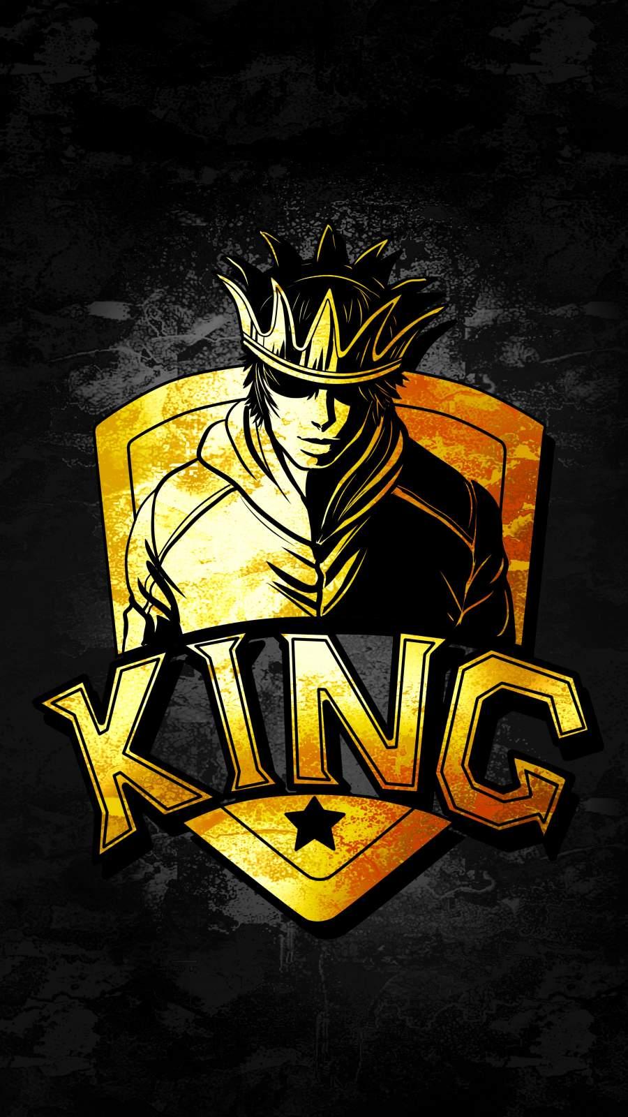 KING Art iPhone Wallpaper