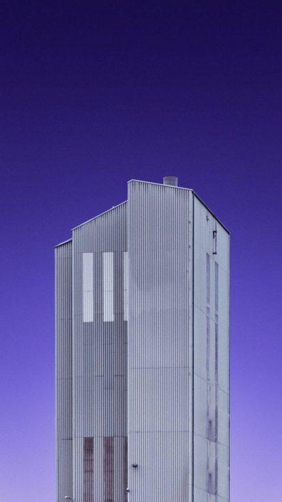 Minimal Building Wallpaper