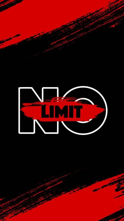 No Limit iPhone Wallpaper