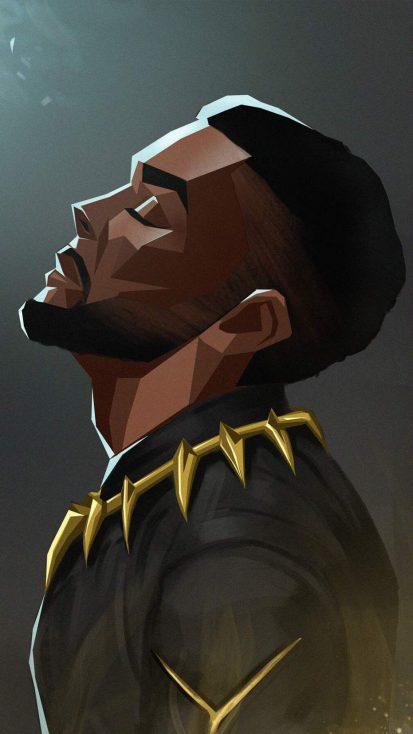 RIP King Black Panther