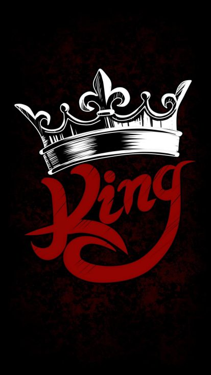 The King iPhone Wallpaper