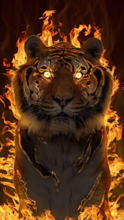Alpha Rage Tiger