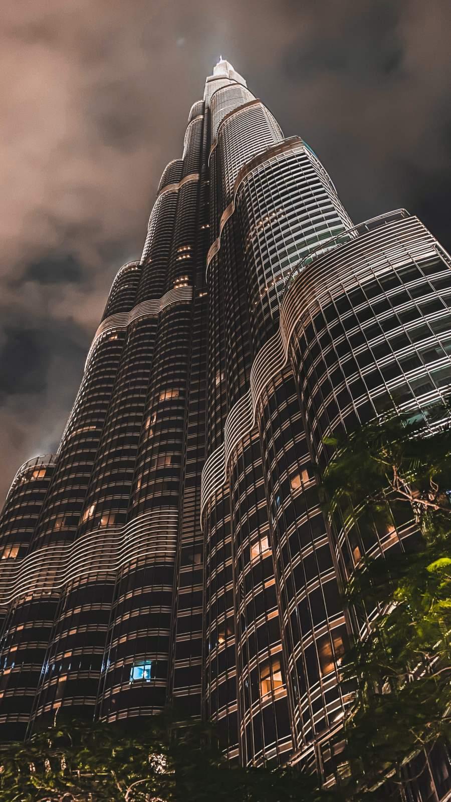 Burj Khalifa in Night