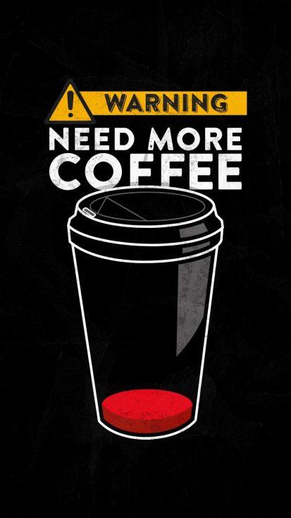 Coffee Warning