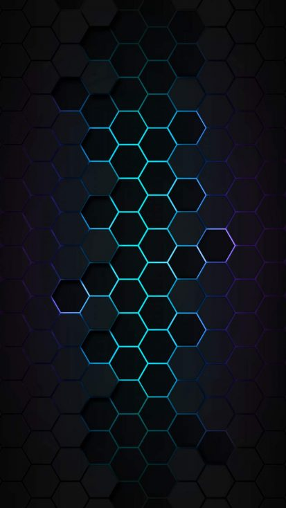 Dark Hexagon
