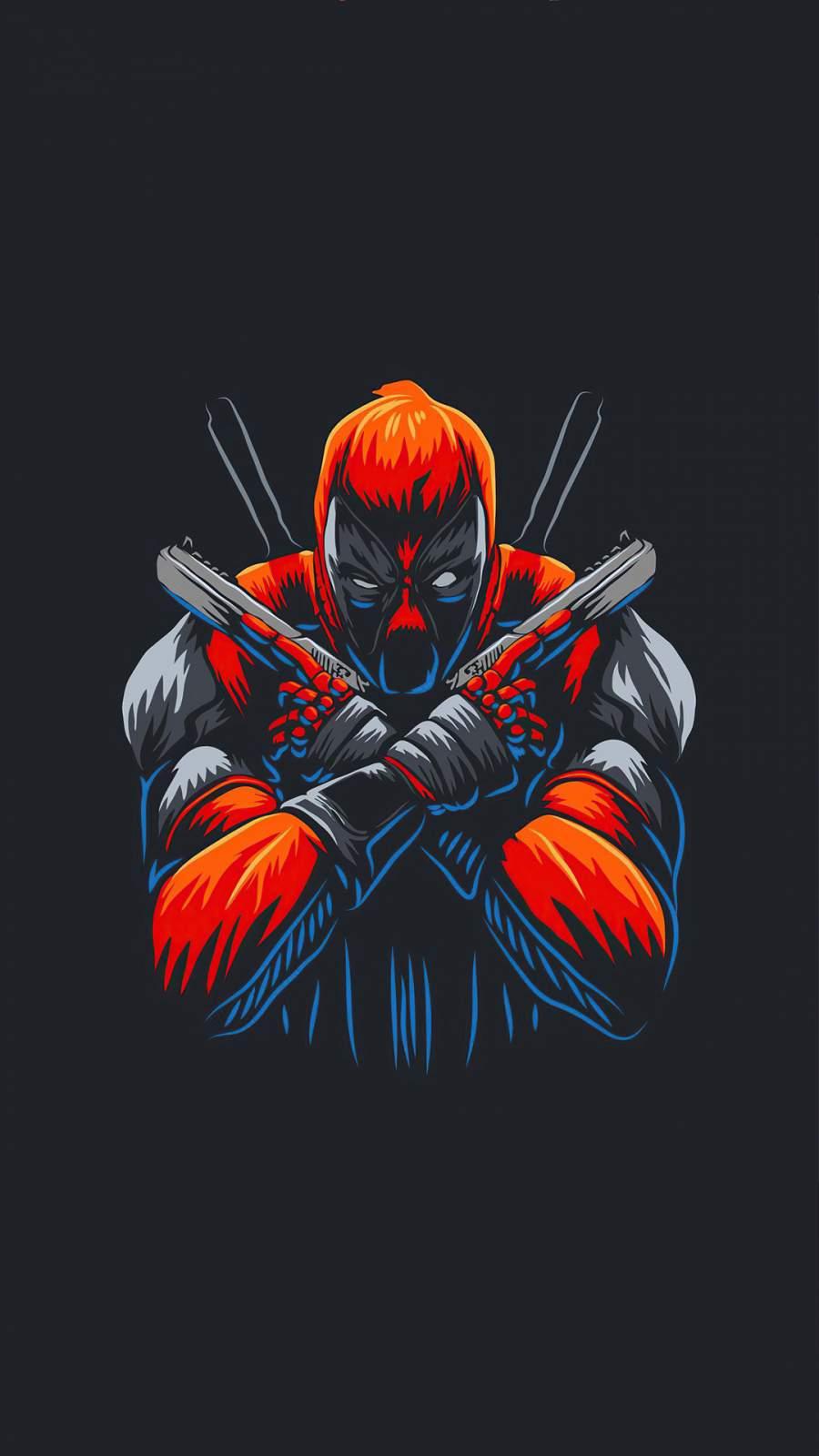 Deadpool Guns