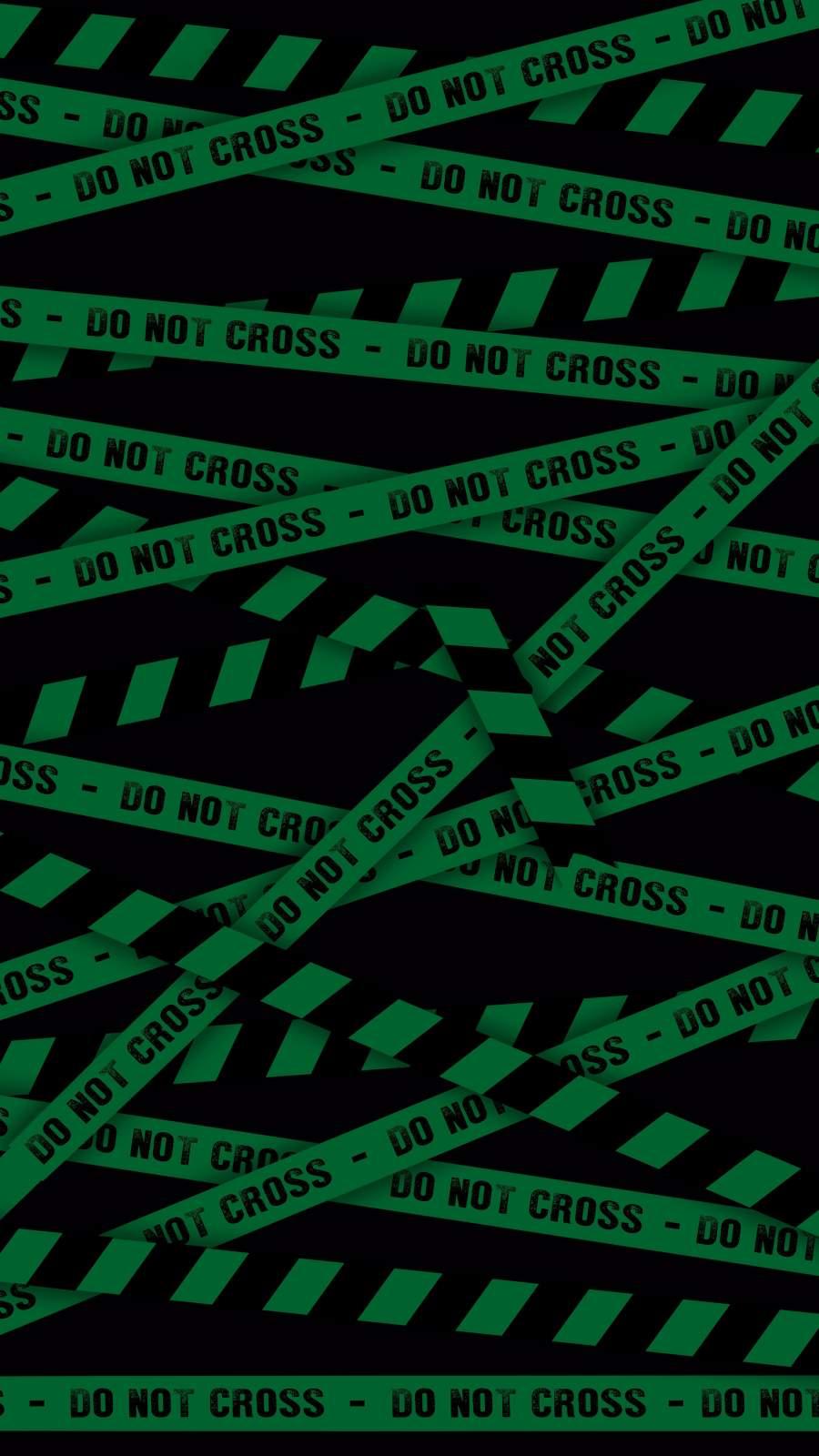 Do Not Cross Warning 1