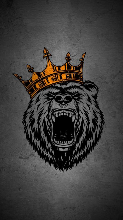 Grizzly Bear King