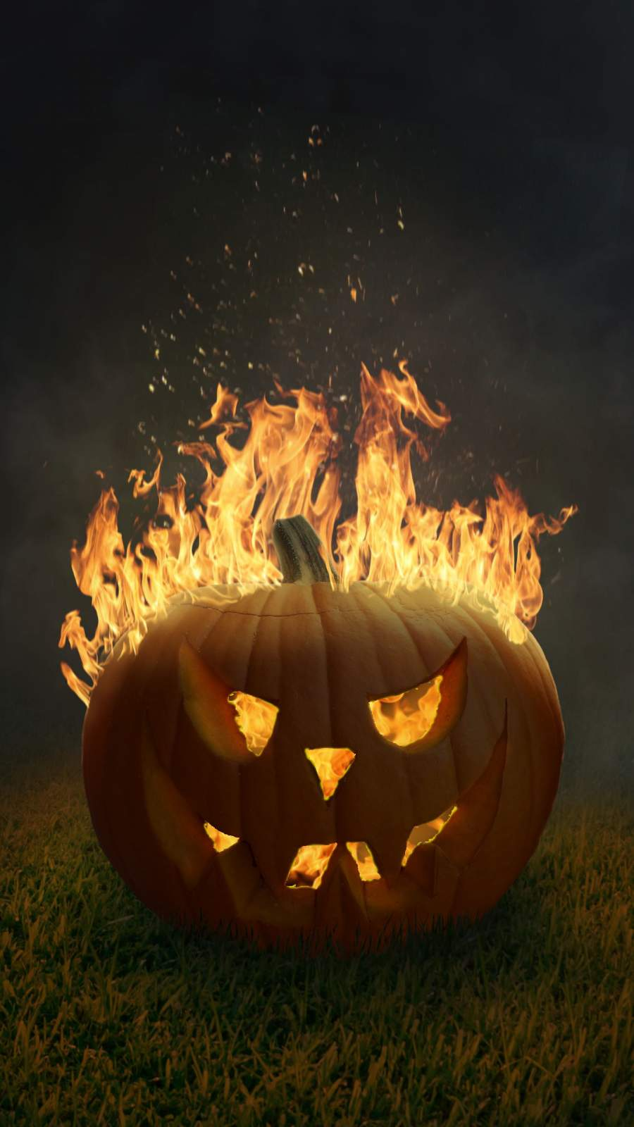 Halloween Flame