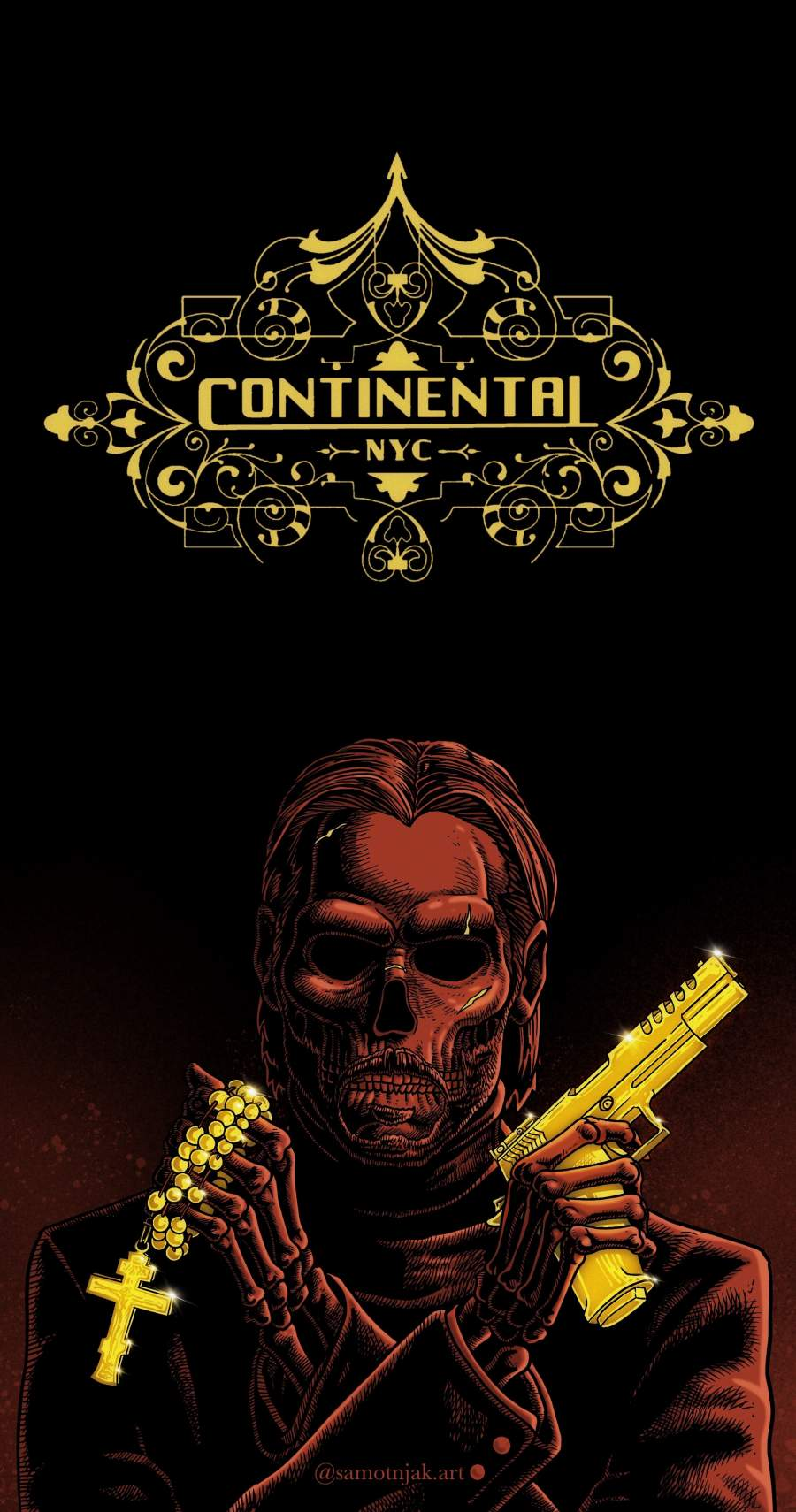 John Wick Continental