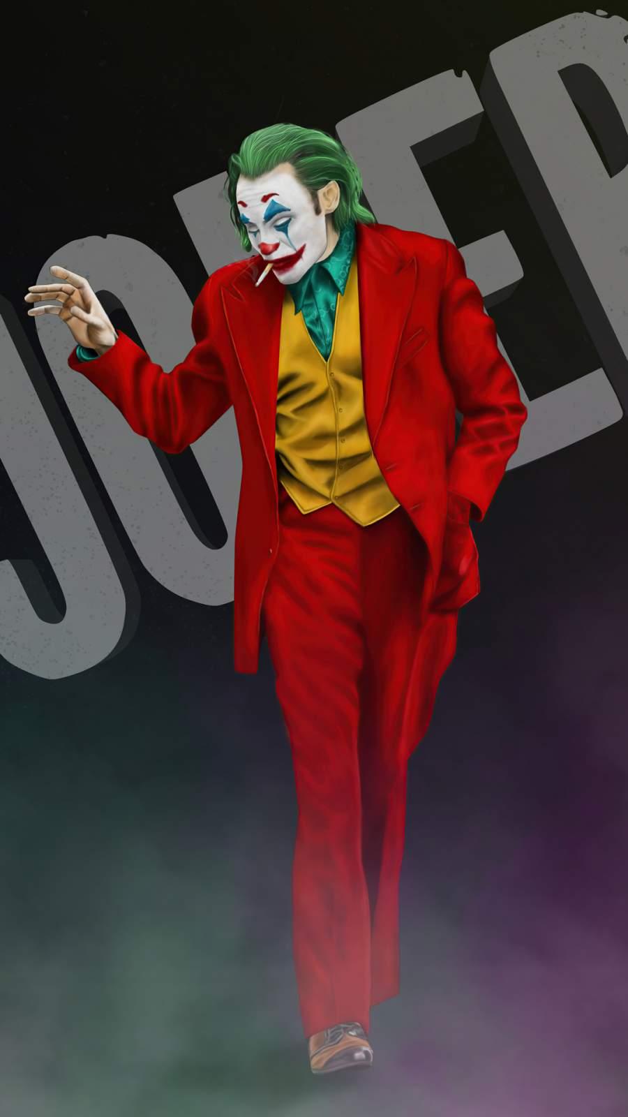 Joker Bad Guy