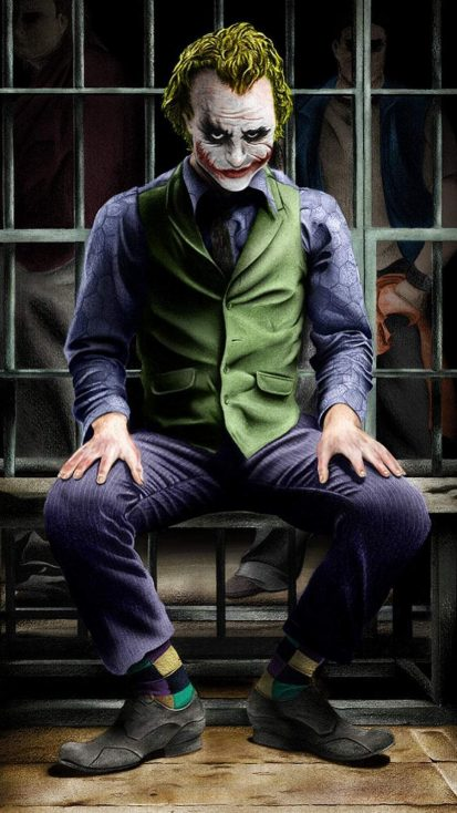 Joker Evil Smile