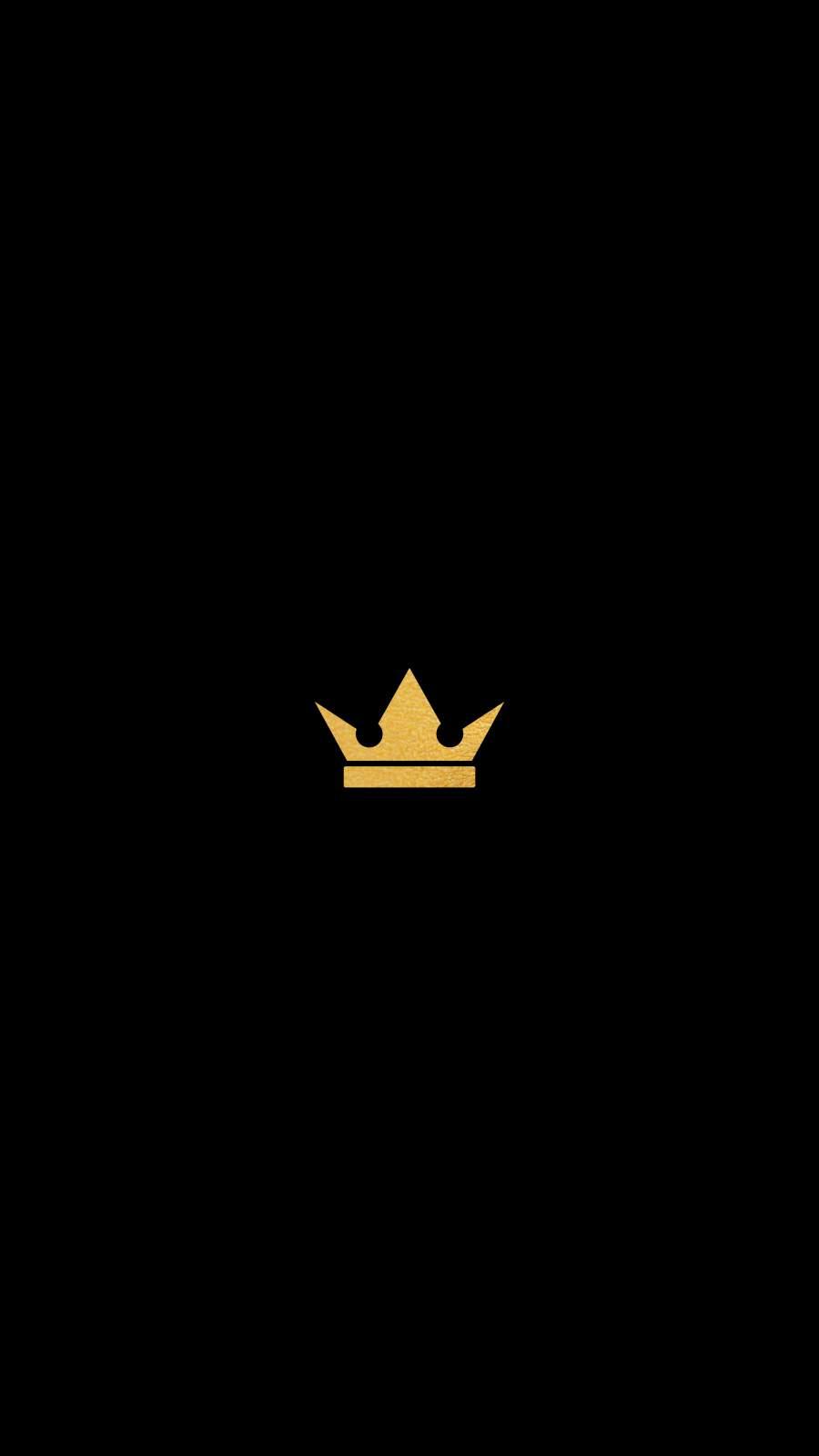 King Crown iPhone Wallpaper