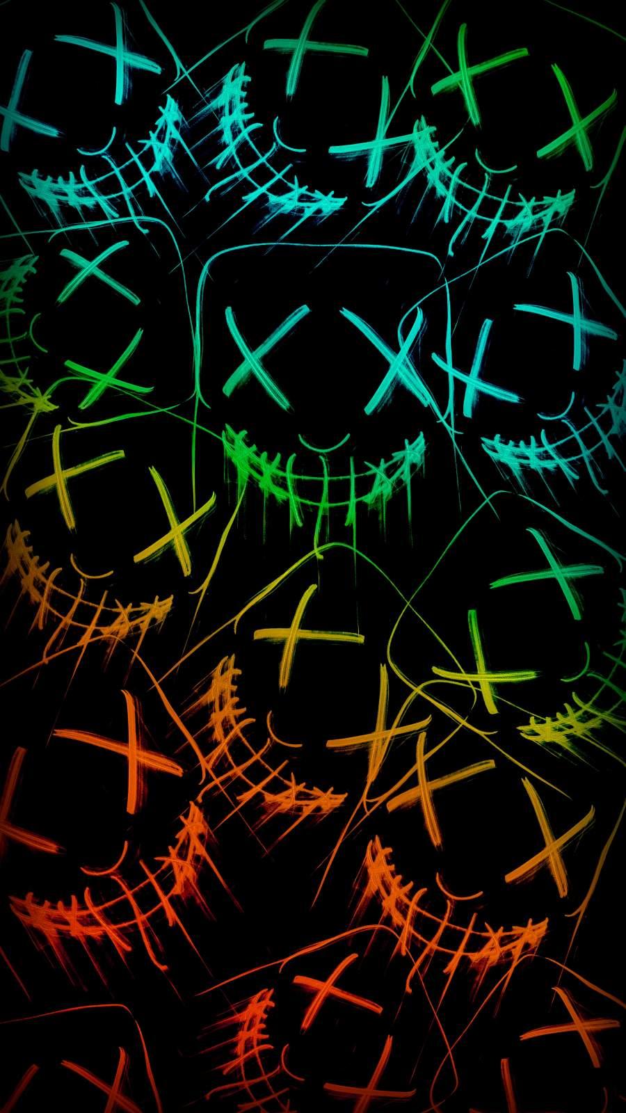 Light Up Masks