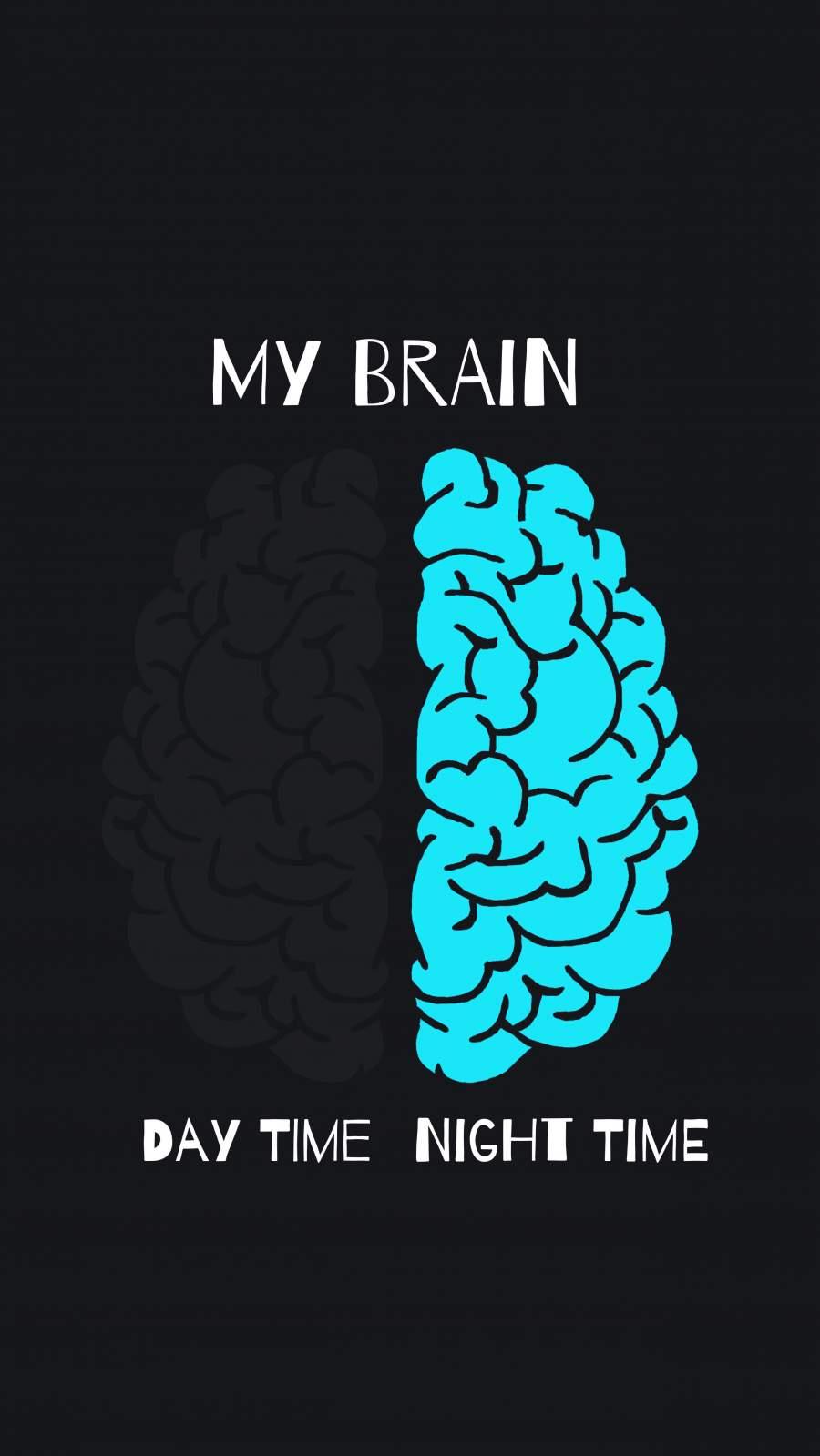 My Brain Day vs Night