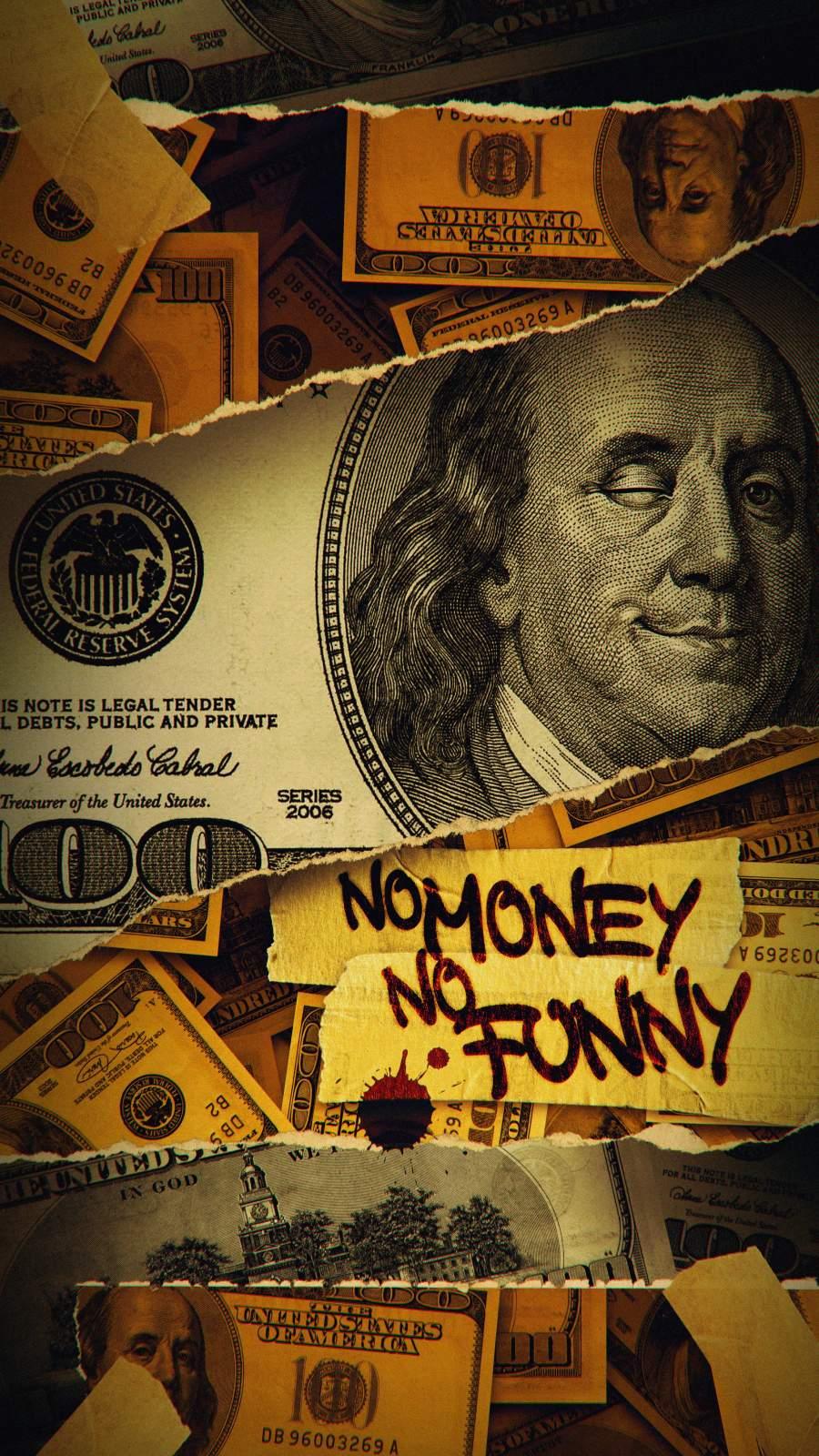 No Money No Funny