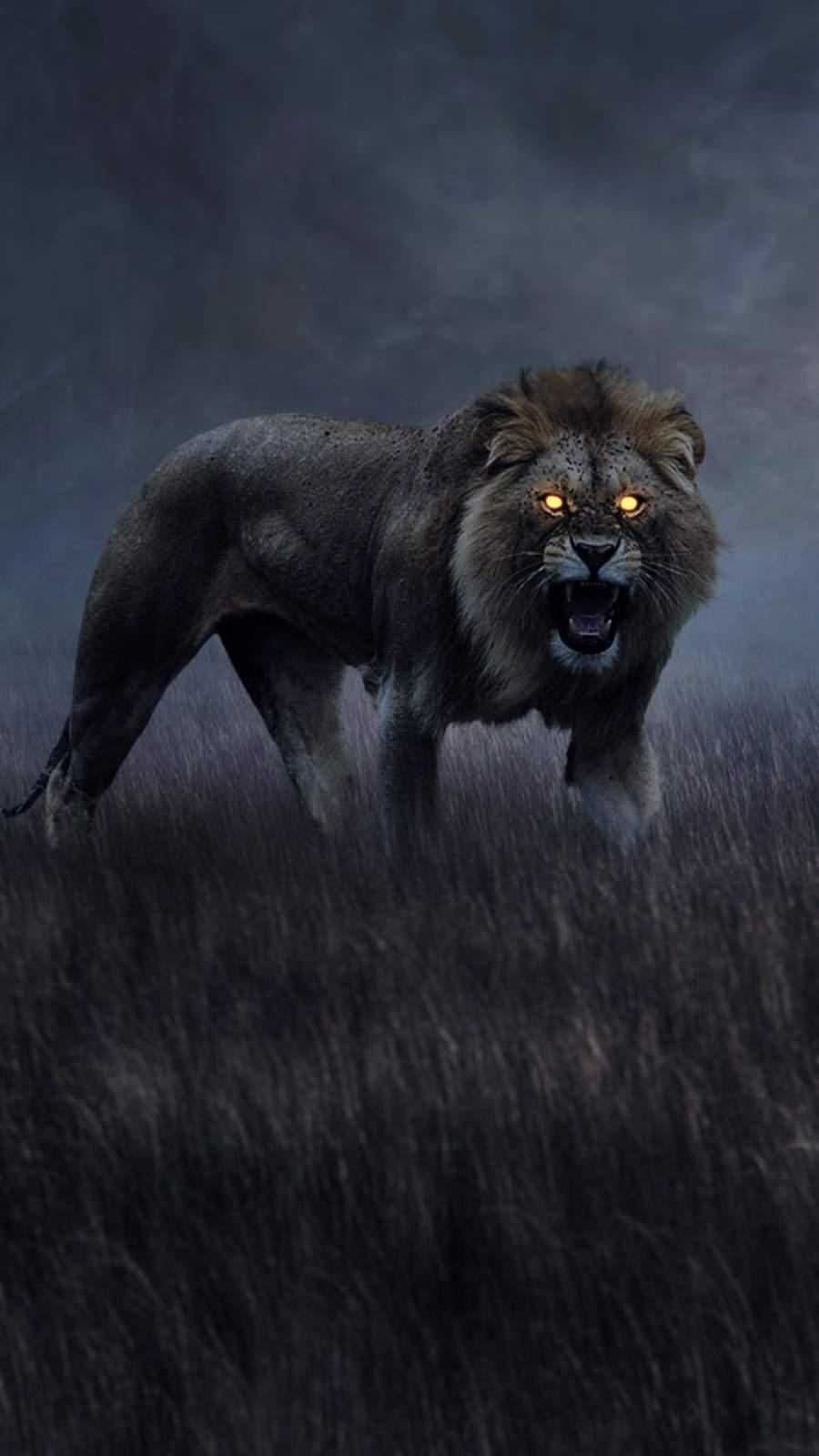 Primal Predator iPhone Wallpaper