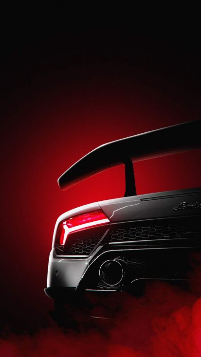 Supercar Design iPhone Wallpaper