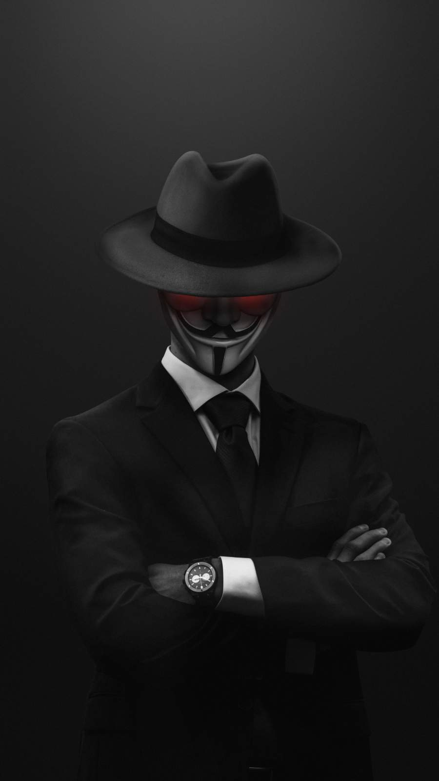 Vendetta Mask Anonymous
