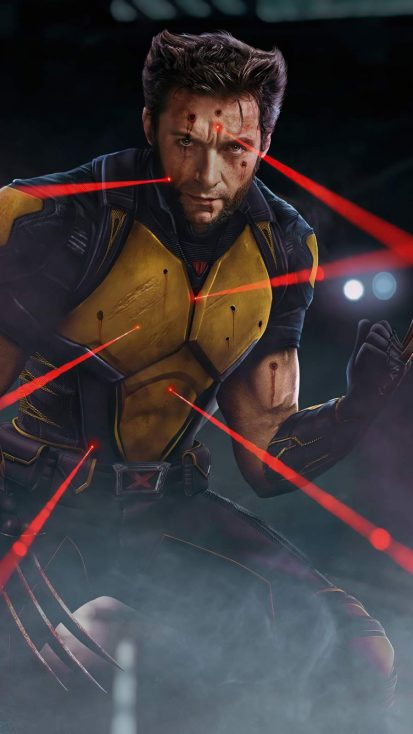 Wolverine Logan iPhone Wallpaper