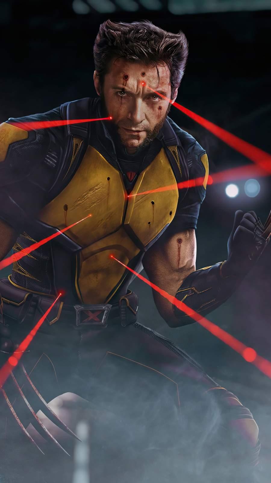 Wolverine Logan iPhone Wallpaper
