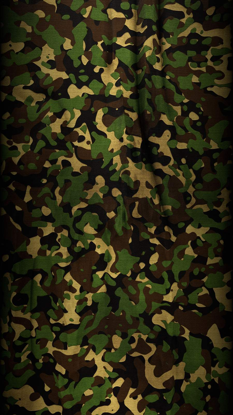 Army Camouflage Cloth