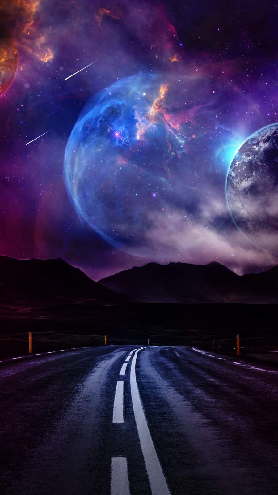 Cosmic Road