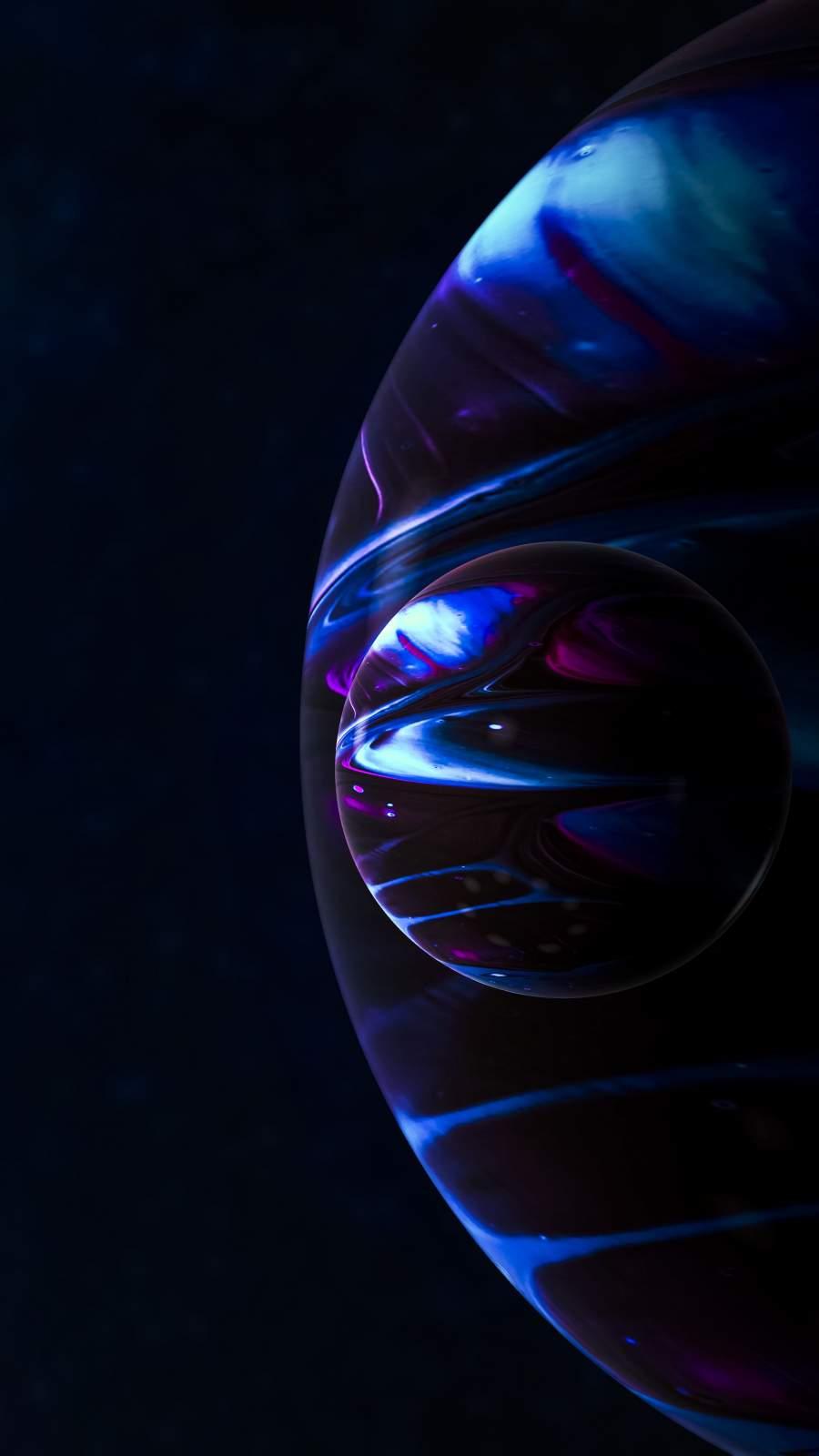 Dark Planet Deep Space