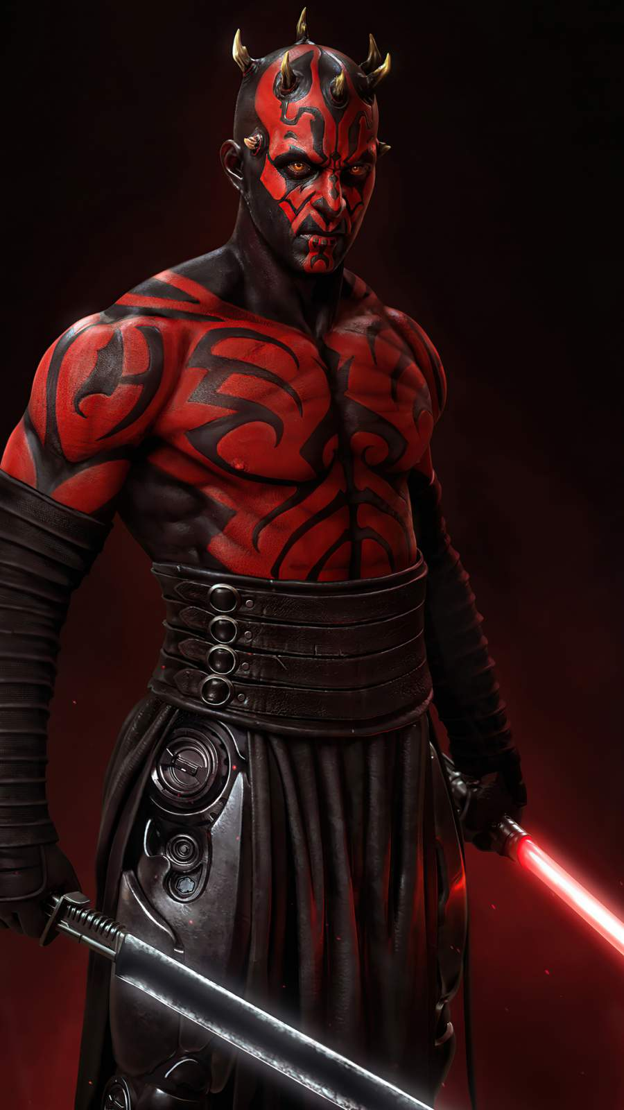Darth Maul Mandalorian