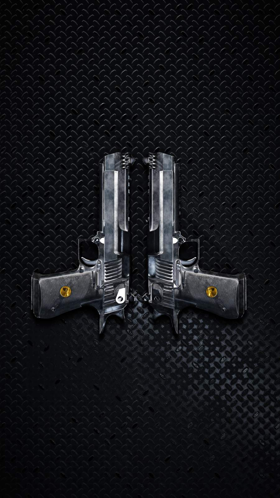 Desert Eagle iPhone Wallpaper