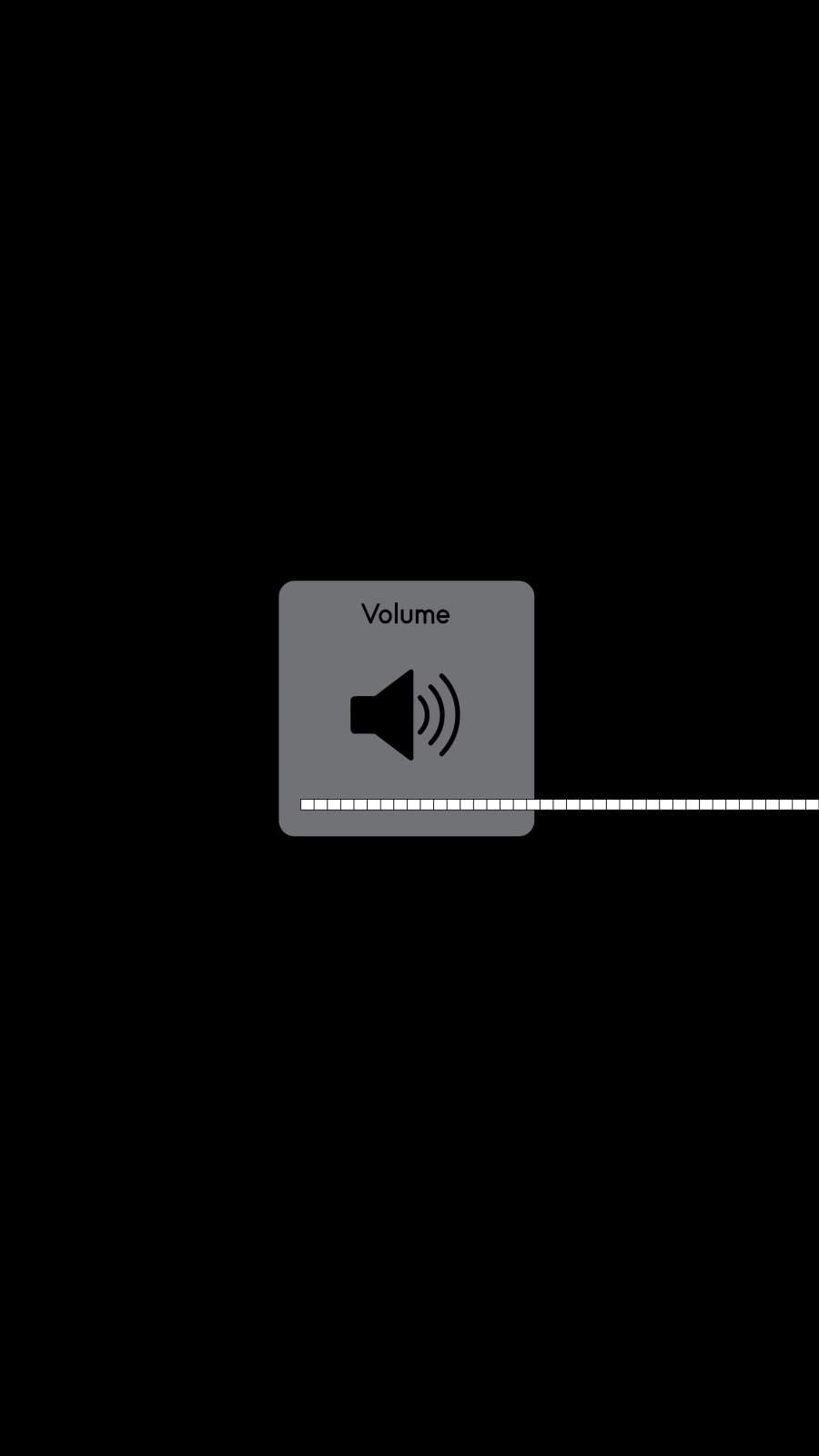 Full Volume iPhone Wallpaper