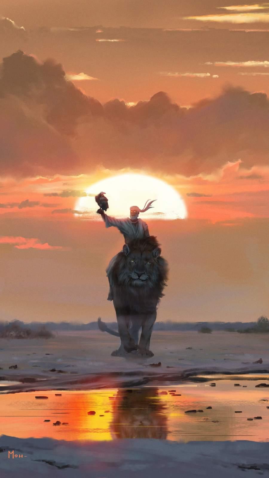 King of Sahara