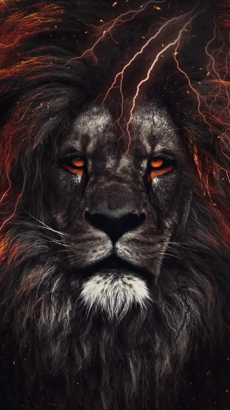 Lion King Eyes