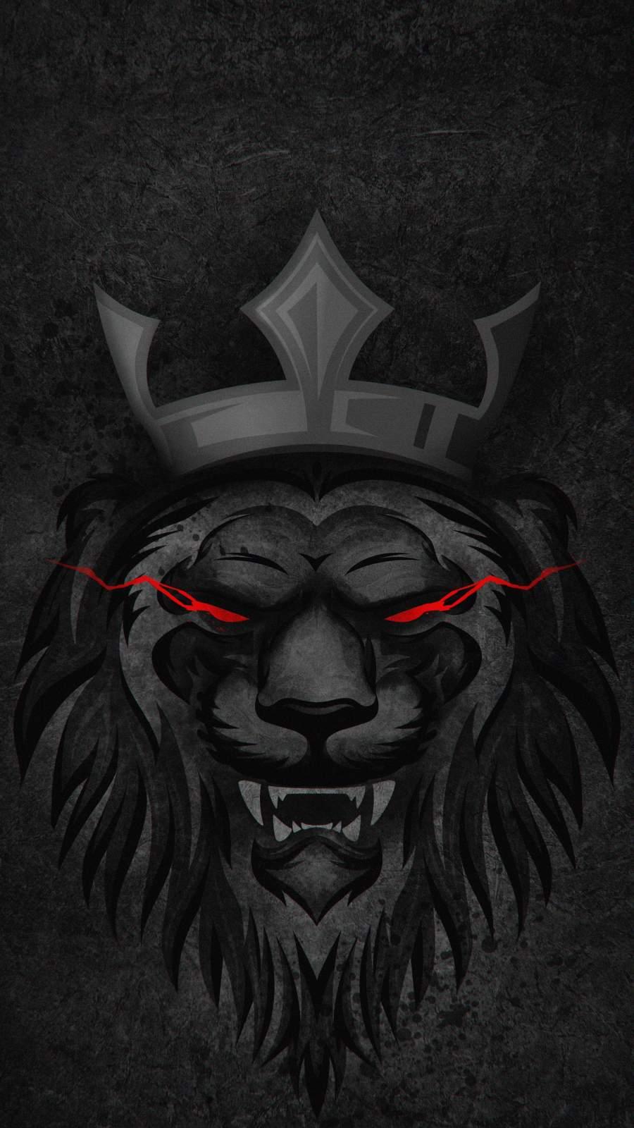 Lion The King Art