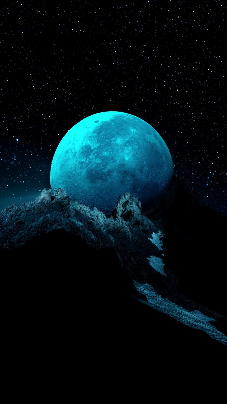 Moon Mountains