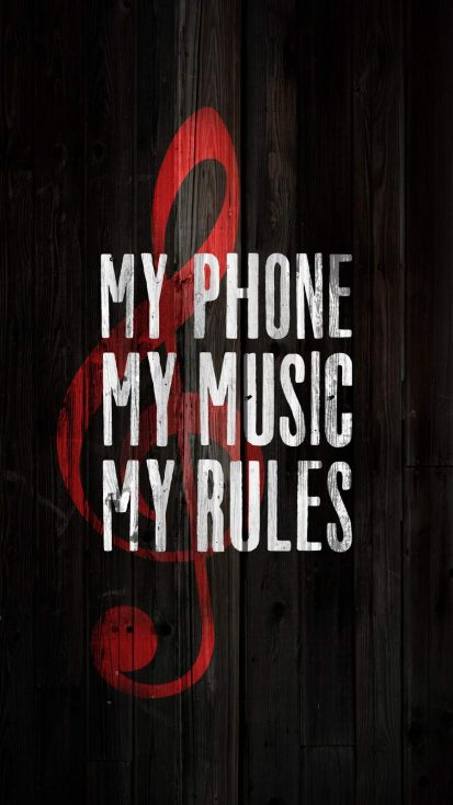 My Phone My Rules