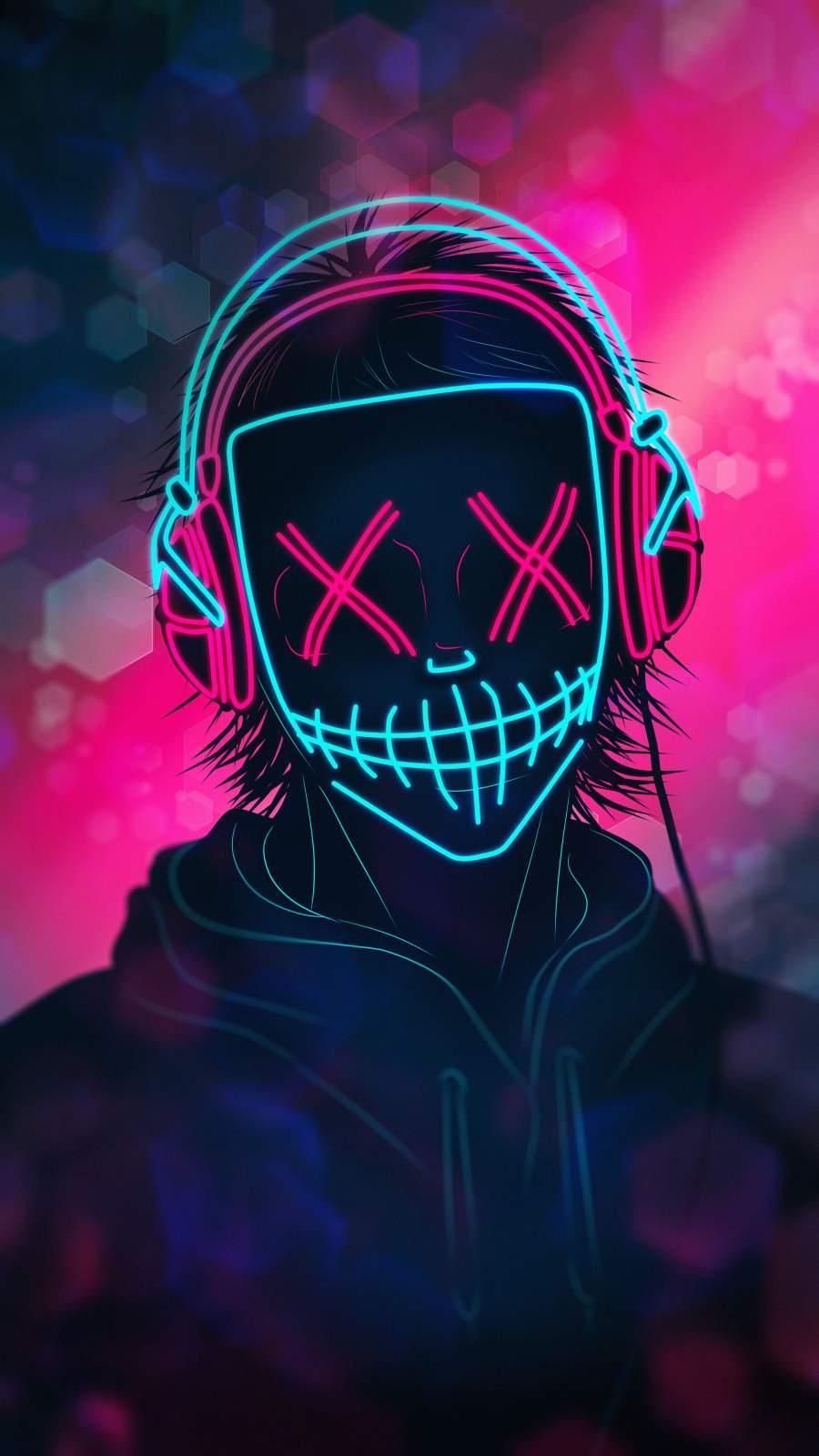 Neon Mask Music