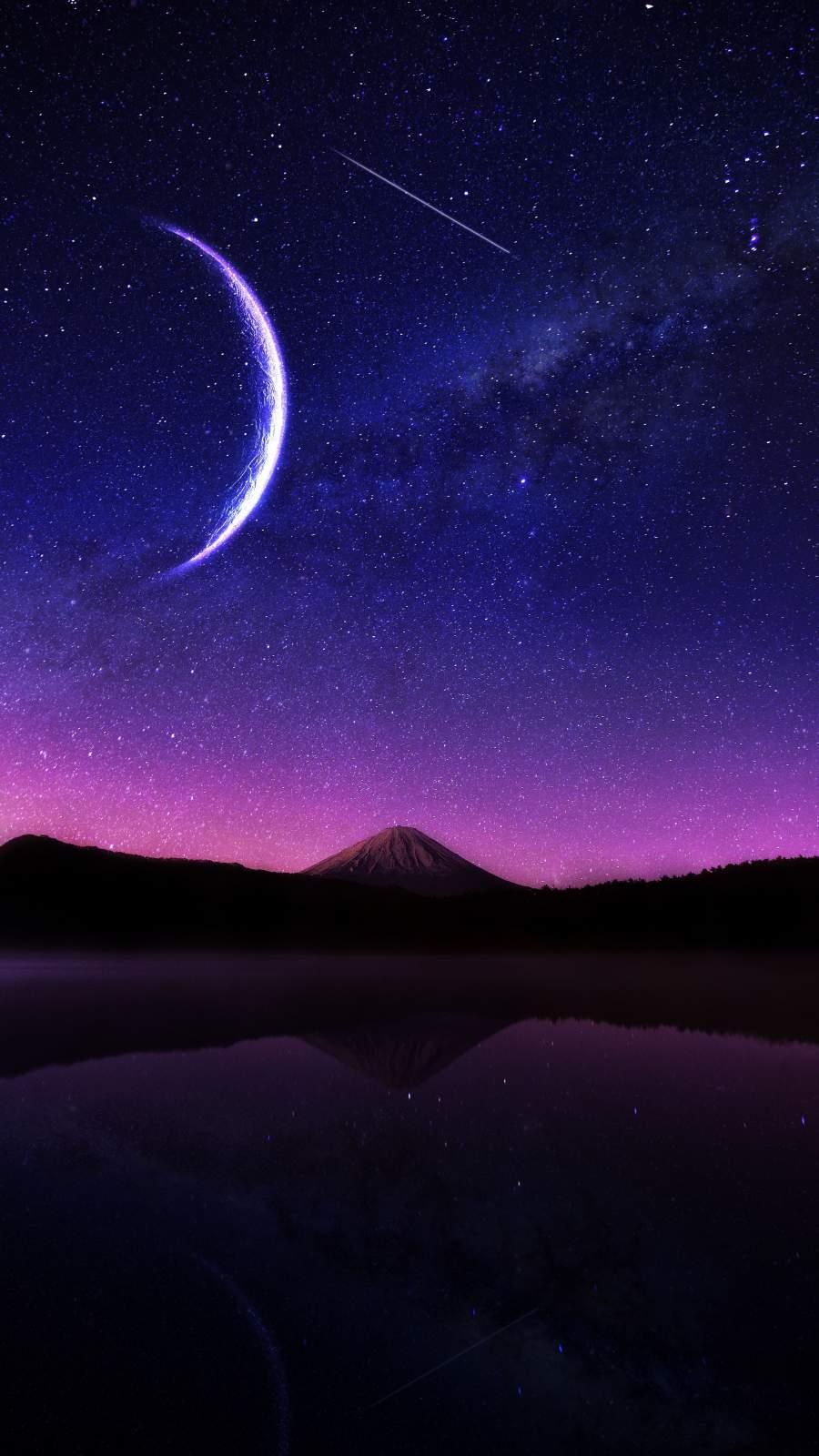 Night Sky View Universe