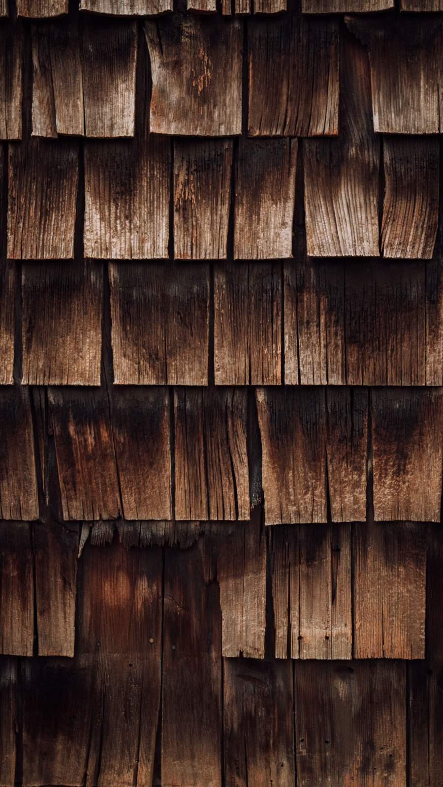 Old Wood Wallpaper