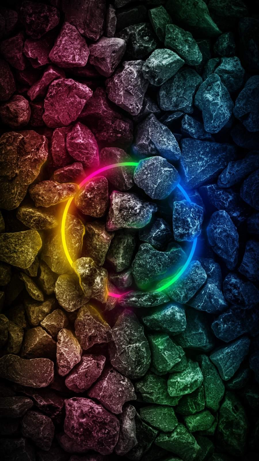 RGB Neon Stones