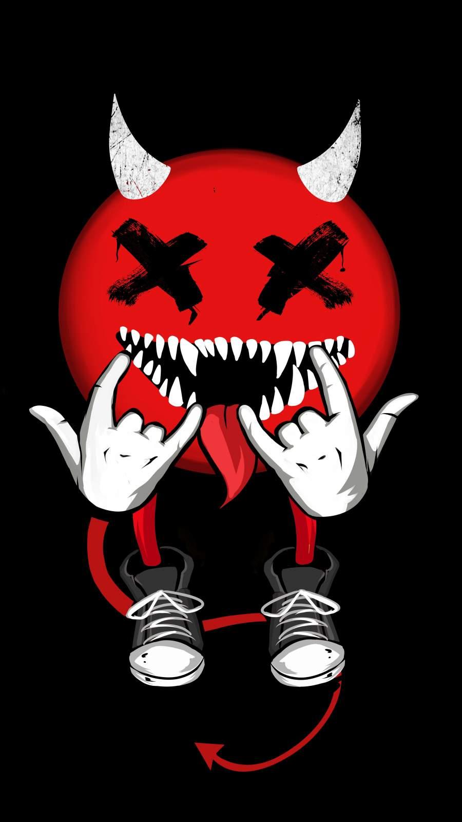 Smiley Monster